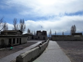 Inside Zorawar Fort