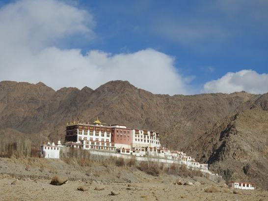 Phyang Monastery near Leh
