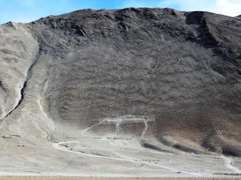 Sandy Magnetic Hills