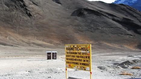 Magnetic Hill Leh