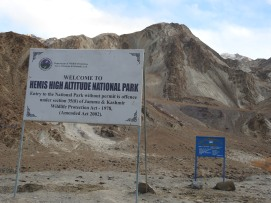 Hemis High Altitude National Park