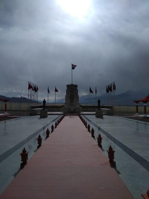 War Memorial for 1947 Martyrs
