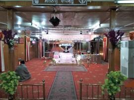 Inside Gurudwara Pathar Sahib