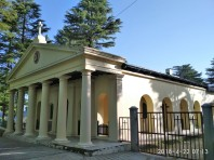 St. Church, Mussoorie