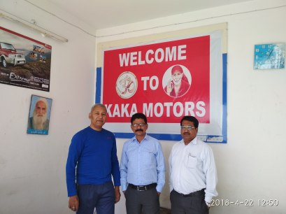 Rajendra, Mr. Vijay and Mr. Ashok