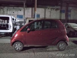Lal Pari managed to reach Mohan Motors
