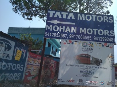 Mohan Motors,excellent workshop of Tata Motors at Rishikesh