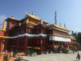 Bokar Ngedon Chokhor Ling Monastery, Mirik
